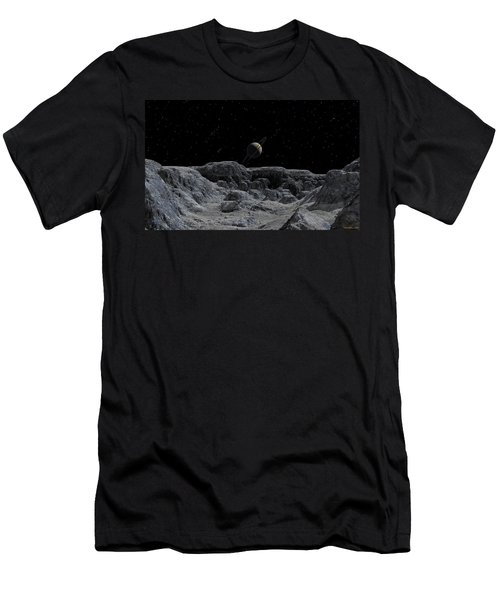 All Alone Men's T-Shirt (Athletic Fit)