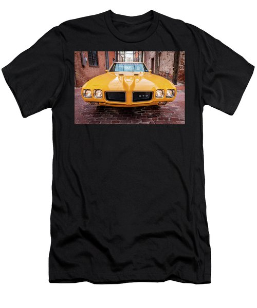 All American Muscle Men's T-Shirt (Athletic Fit)