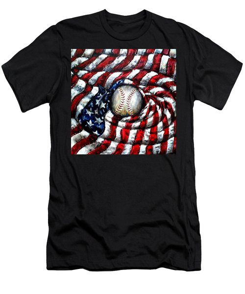 All American Men's T-Shirt (Athletic Fit)