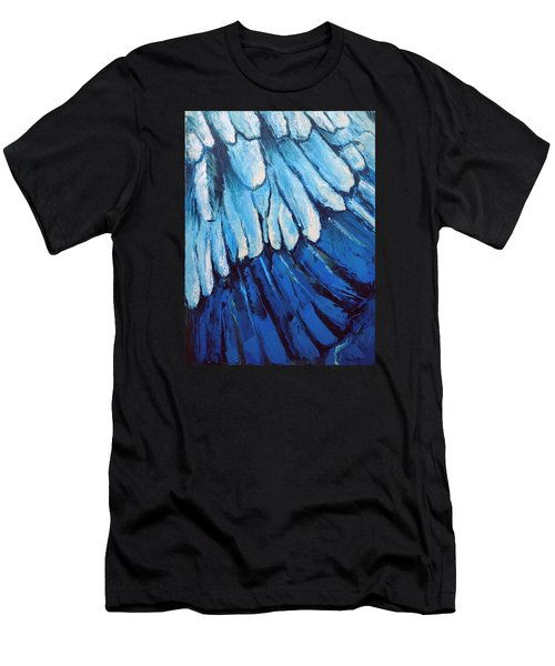 All Around Us Men's T-Shirt (Slim Fit) by Nathan Rhoads