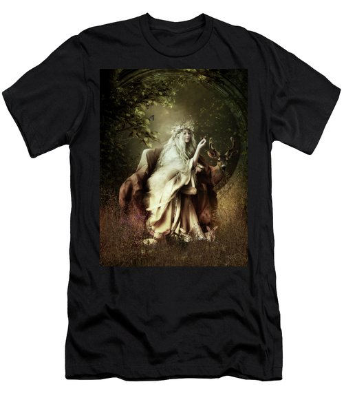 All Creatures Great And Small Men's T-Shirt (Athletic Fit)