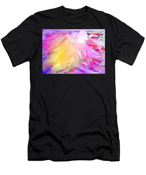 All I Need Is An Angel Men's T-Shirt (Athletic Fit)
