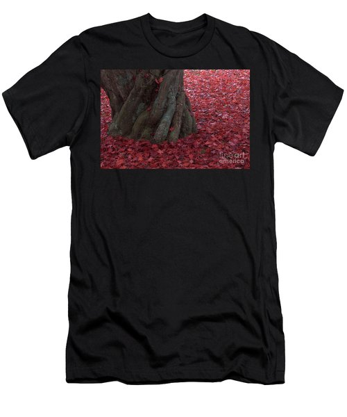 All Red Men's T-Shirt (Athletic Fit)