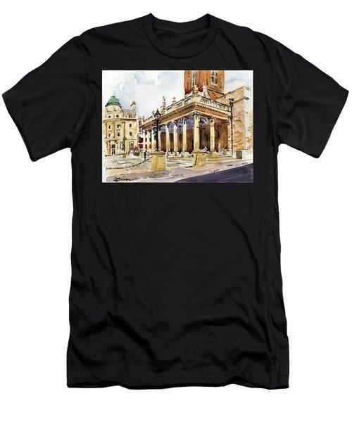 All Saints Church Northampton Men's T-Shirt (Athletic Fit)