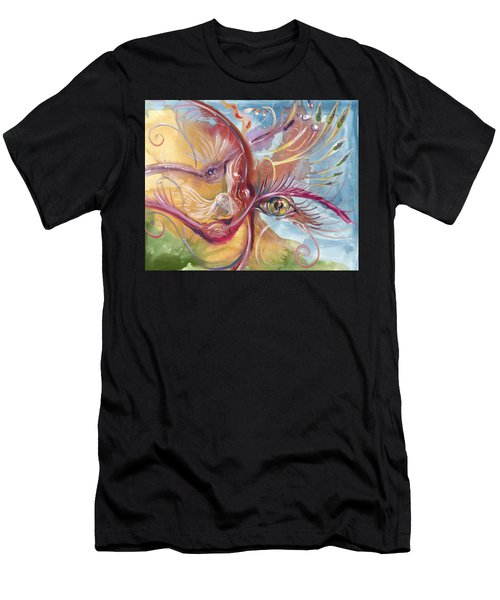 All Seeing Men's T-Shirt (Athletic Fit)
