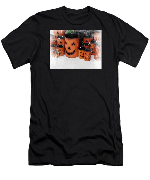 All Smiles Men's T-Shirt (Athletic Fit)