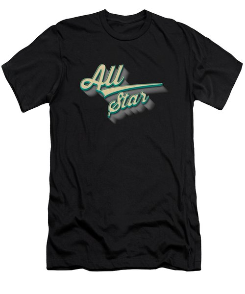 All Star Tee Men's T-Shirt (Athletic Fit)