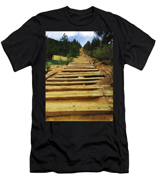 All The Way Up Men's T-Shirt (Athletic Fit)