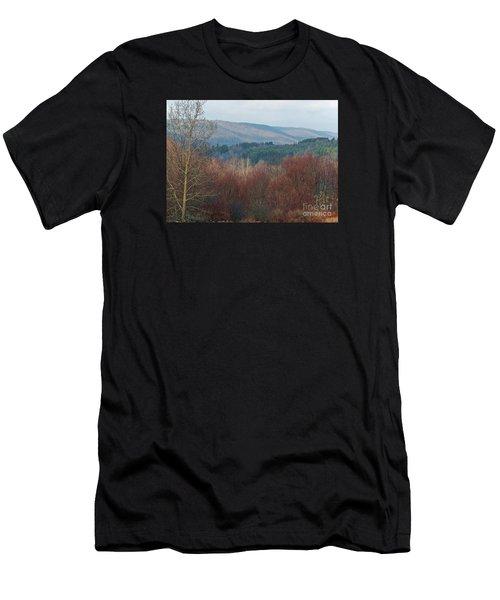 Allegany Rhapsody Men's T-Shirt (Athletic Fit)