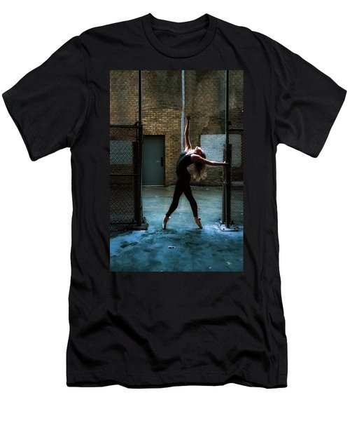 Alley Dance Men's T-Shirt (Athletic Fit)