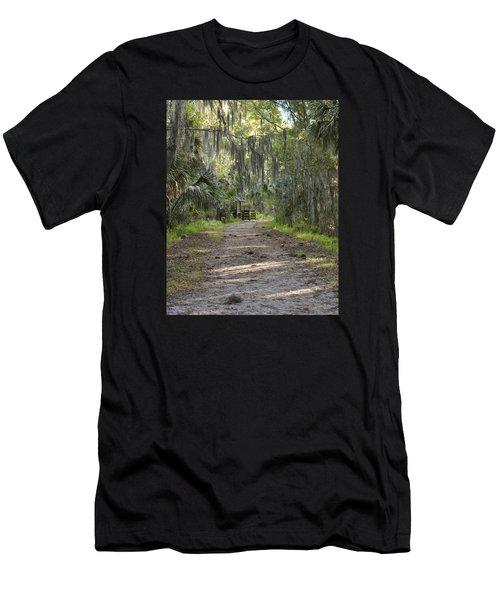 Alligator Alley Men's T-Shirt (Athletic Fit)