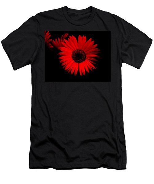 Alluring Gerbera Men's T-Shirt (Athletic Fit)