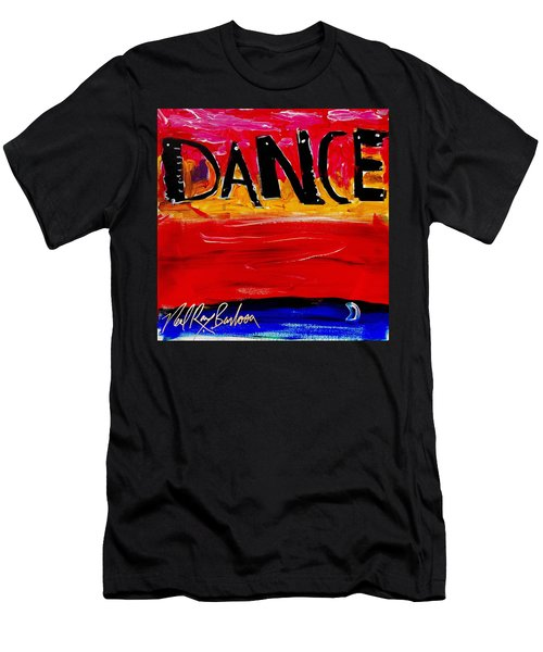 Allways Dance Men's T-Shirt (Athletic Fit)