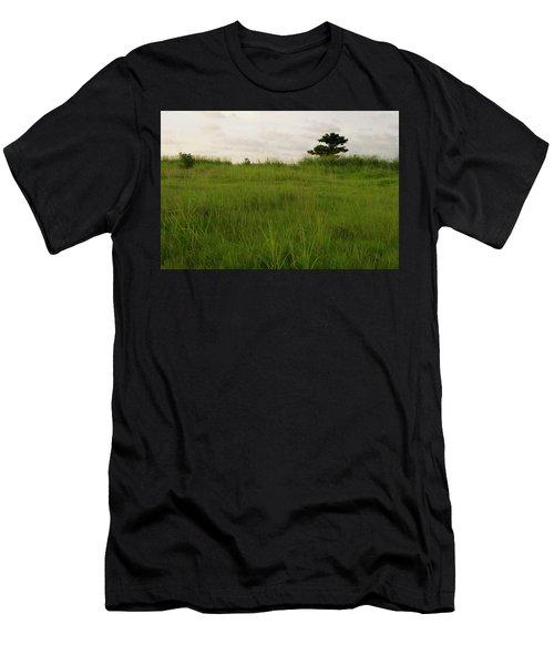Almendron Men's T-Shirt (Athletic Fit)