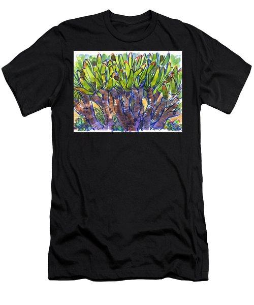 Fan Aloe Men's T-Shirt (Athletic Fit)