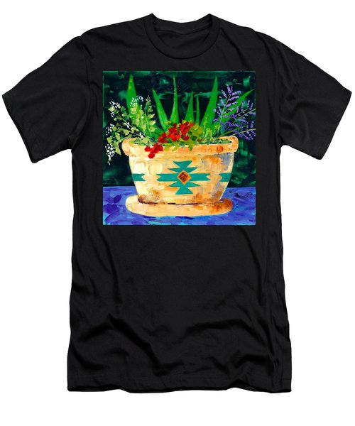 Aloe Vera And Friends  Men's T-Shirt (Athletic Fit)