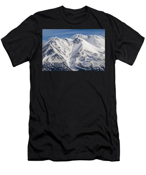 Alone At The Top Men's T-Shirt (Athletic Fit)