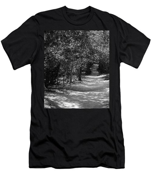 Along The Barr Trail Men's T-Shirt (Athletic Fit)