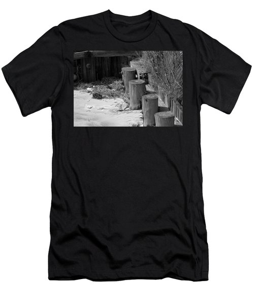 Along The Shore Men's T-Shirt (Athletic Fit)