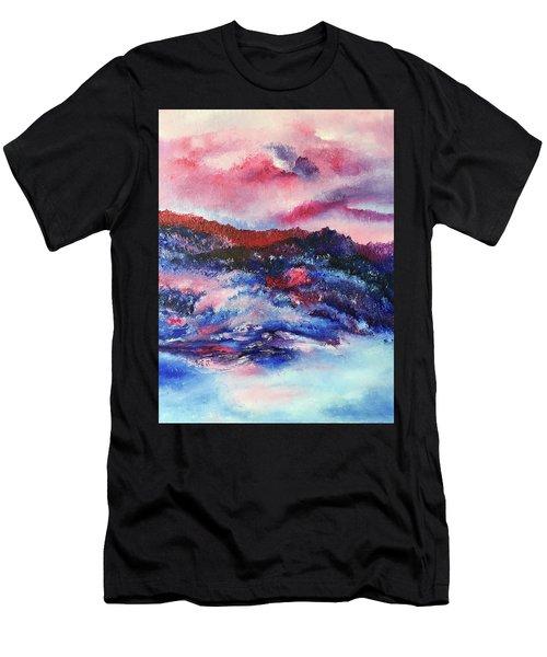 Alpenglow Men's T-Shirt (Athletic Fit)