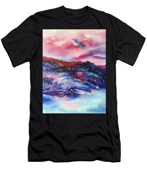 Alpenglow Men's T-Shirt (Athletic Fit)