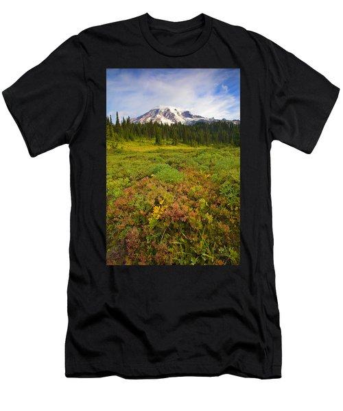 Alpine Meadows Men's T-Shirt (Athletic Fit)