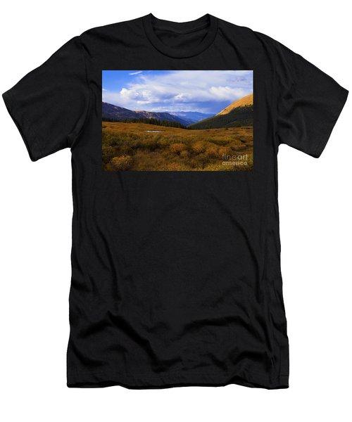 Alpine Pond Men's T-Shirt (Athletic Fit)