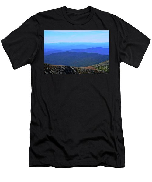 Alpine Tundra Men's T-Shirt (Athletic Fit)