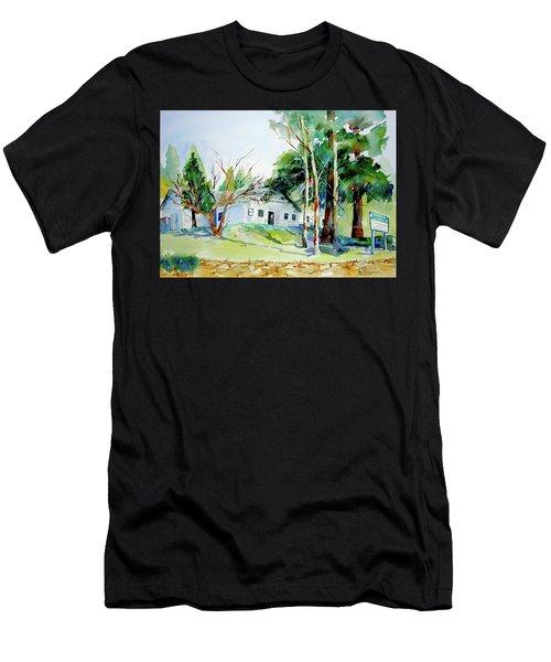 Alta/dutch Flat School Men's T-Shirt (Athletic Fit)
