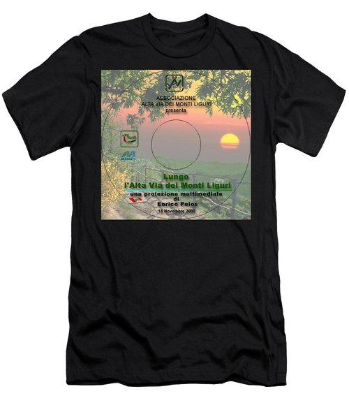 Alta Via Dei Monti Liguri Cd Cover Men's T-Shirt (Athletic Fit)