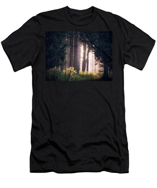 Alternate Ending Men's T-Shirt (Athletic Fit)