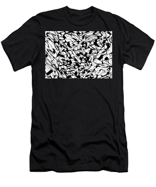 Alternate Topography 1 Men's T-Shirt (Athletic Fit)