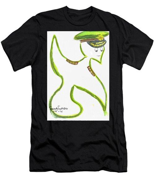 Aluf - General Men's T-Shirt (Athletic Fit)