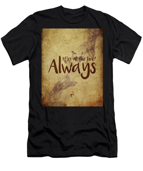 Always Men's T-Shirt (Athletic Fit)