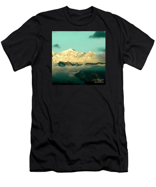 Am I In Heaven Yet? Men's T-Shirt (Athletic Fit)