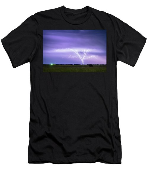 Amazing Anvil Lightning Creepy Crawlers Men's T-Shirt (Athletic Fit)