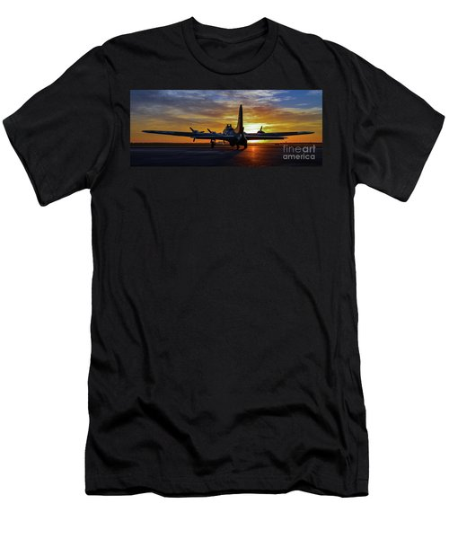 Amazing Sunrise Men's T-Shirt (Athletic Fit)