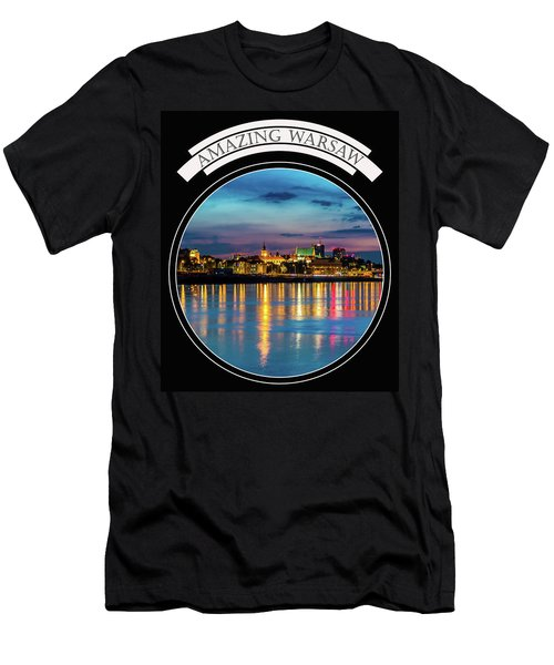 Amazing Warsaw Tee 1 Men's T-Shirt (Athletic Fit)