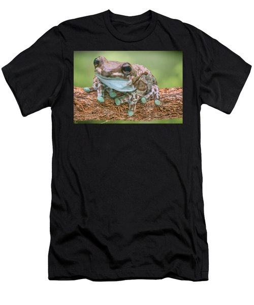 Amazon Milk Frog Men's T-Shirt (Athletic Fit)