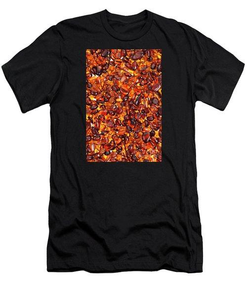 Amber #7960 Men's T-Shirt (Athletic Fit)