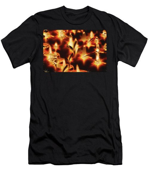 Amber Dreams Men's T-Shirt (Athletic Fit)
