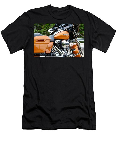 Amber Whiskey Glide Men's T-Shirt (Athletic Fit)