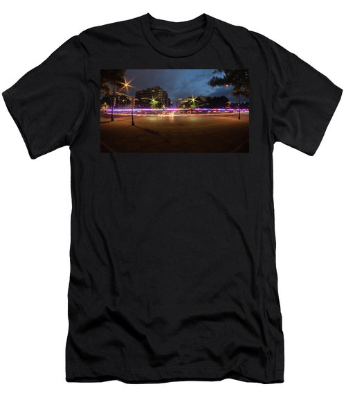 Ambulance Drive By Men's T-Shirt (Athletic Fit)