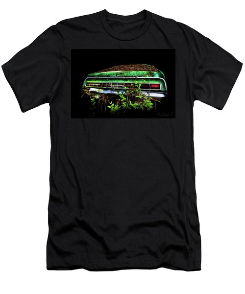 Men's T-Shirt (Athletic Fit) featuring the photograph Amc Javelin  by Glenda Wright