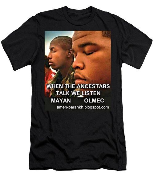 American Ancestars Men's T-Shirt (Athletic Fit)