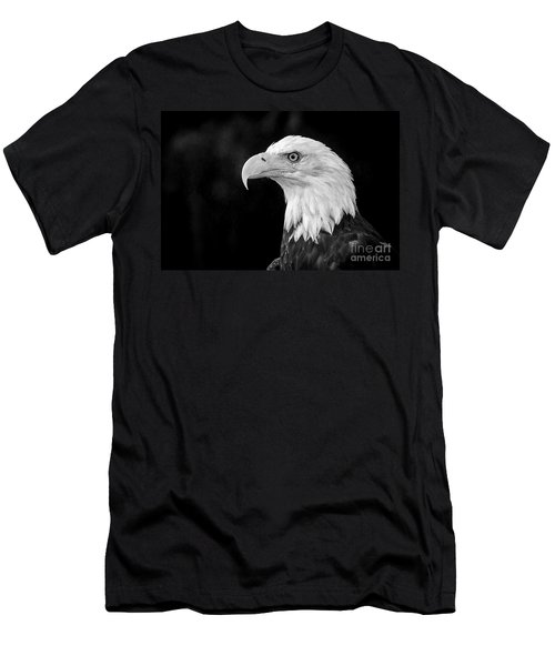 American Bald Eagle Men's T-Shirt (Athletic Fit)
