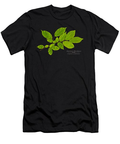 American Hornbeam Men's T-Shirt (Athletic Fit)