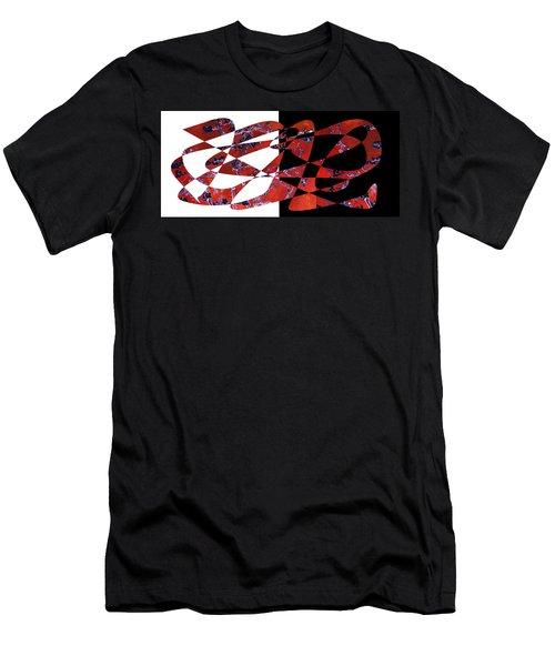 American Intellectual 6 Men's T-Shirt (Slim Fit) by David Bridburg