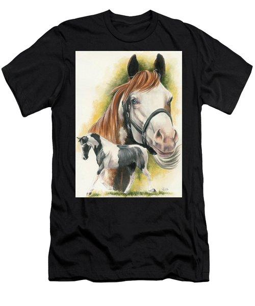 American Paint Men's T-Shirt (Athletic Fit)