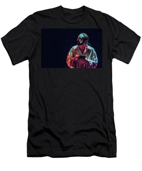 American Phantom  Men's T-Shirt (Athletic Fit)